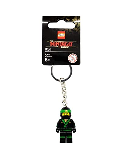 LEGO 853698 The Ninjago Movie Lloyd Key Chain