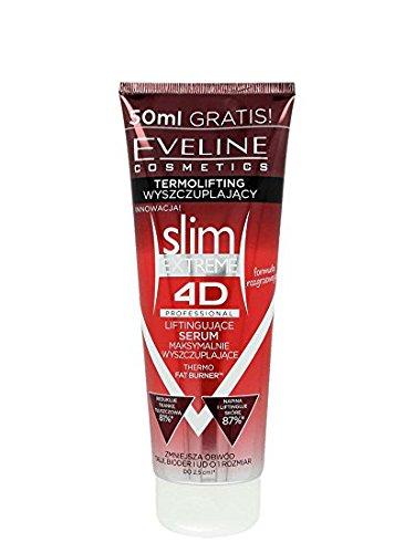 Eveline Slim Extreme 4D - THERMOLIFTING SLIMMING Serum - Fat Burner