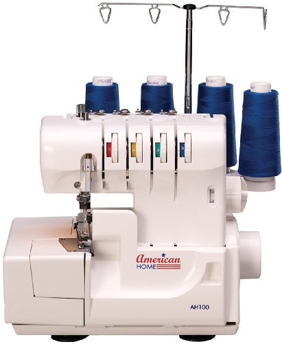 Tacony American Home Serger White by Tacony