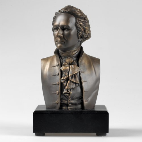 Sale - The Perfect Holiday Gift - Amazon Exclusive ! - Alexander Hamilton Bust - Founding Father