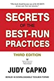 img - for Secrets of the Best-Run Practices, 3rd Edition book / textbook / text book