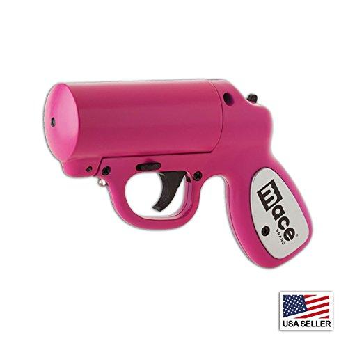 Mace Pepper Spray Gun With Led Light in US - 8