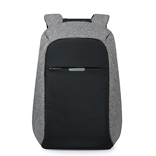 Oscaurt Business Travel Backpack, Laptop Backpack College School Bookbag with USB Charging Port for Men Women Anti-theft Water Resistant Daypack for Most 15.6 Inch Laptop by oscaurt (Image #1)