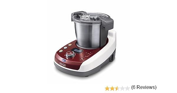 Delonghi - Procesador de alimentos para el bebe, 800 W, bol de 1,5 ...