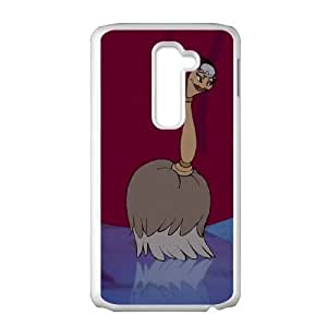 LG G2 Phone Case White Beauty and the Beast Fifi the Featherduster AU7269886