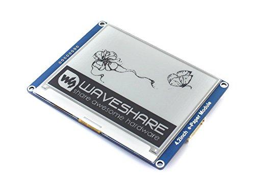 Waveshare 400x300, 4.2inch E-Ink display module