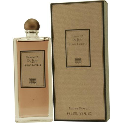 Serge Lutens Feminite Du Bois Eau De Parfum Spray/Splash for Women, 1.6 ()