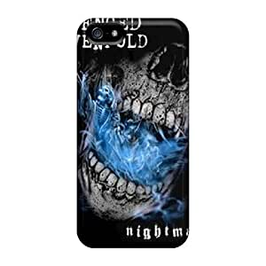 For Iphone 5/5s Premium Tpu Case Cover Avenged Sevenfold Protective Case