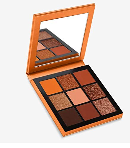 区別するご近所代理店Hudabeauty Obsessions Eyeshadow Palette Topaz アイシャドウパレット