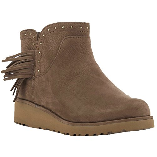 Australia Leather Boots Womens Ugg Chestnut Cindy Dark PCSdP7xwqt