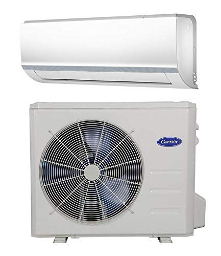Carrier MH Series, Variable Speed Heat Pump- 9,000 BTU Heat Pump + High Wall Indoor Unit