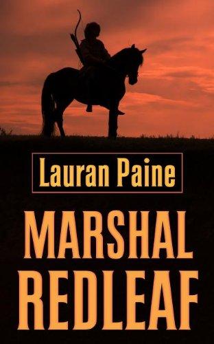 Marshal Redleaf (Thorndike Large Print Western Series) pdf epub