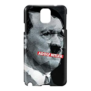 Loud Universe Samsung Galaxy Note 3 3D Wrap Around Adolf Hitler Print Cover - Multi Color