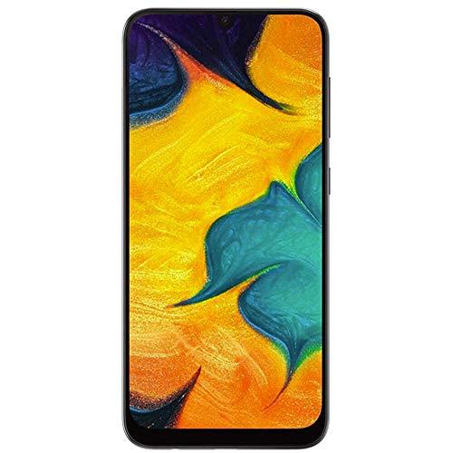 - Samsung Galaxy A30 (64GB, 4GB RAM) 6.4