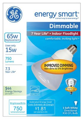 Cfl Dimmable Flood Lights R30 in US - 8