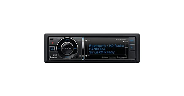 Kenwood KDC-BT952HD Single-DIN In-Dash CD Receiver with ... on