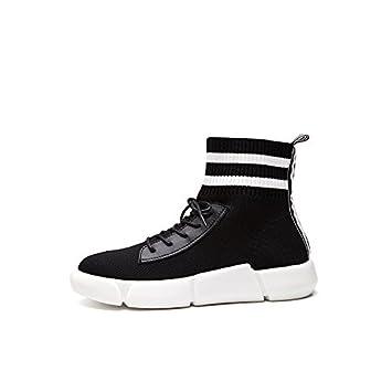 Sport Schuhe Frauen socken stretch Socken Schuhe Sportschuhe