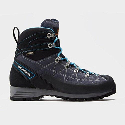 Scarpa Donna R-evolution Pro Gore-texâ® Trekking Stiefel Grau, Grau, Eu37