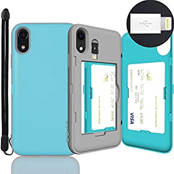 Amazon.com: TORU CX PRO iPhone XR Wallet Case Pattern with