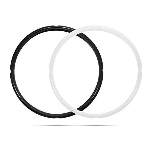 Ip Tint (STYDDI 2 Count Pot Silicone Sealing Ring for 8 Quart, Fits Instant Pot IP-DUO80, Sweet and Savoury Edition, Seal Lasting &)