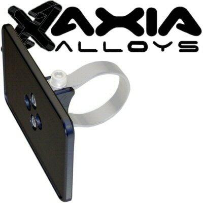 - Axia Alloys Black Anodized California Green Sticker Registration Plate