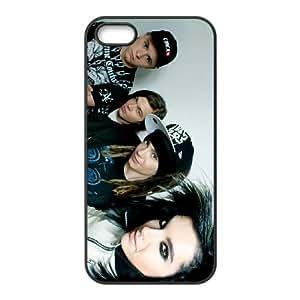 Tokio Hotel iPhone 5 5s Cell Phone Case Black