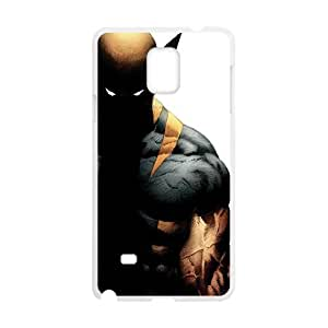 Wolverine Comic 7 Samsung Galaxy Note 4 Cell Phone Case White yyfabb-137129