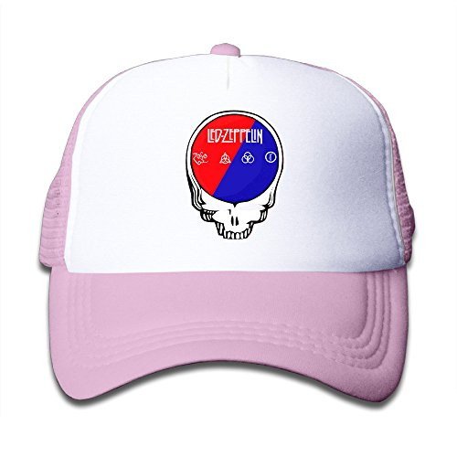 Price comparison product image Baboy Led Rock Girl's&Boy's Meshcap Sports Cycling Pink