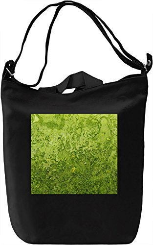 Green Full Print Borsa Giornaliera Canvas Canvas Day Bag| 100% Premium Cotton Canvas| DTG Printing|