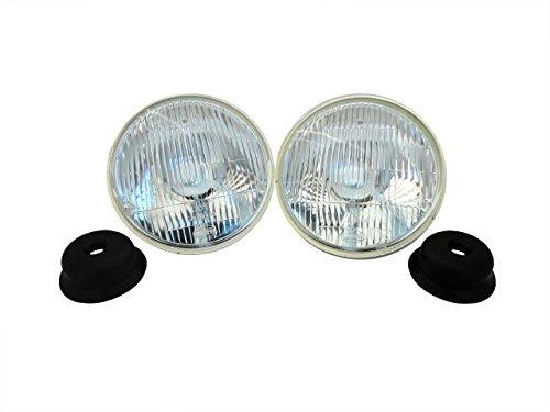7 inch headlight non sealed - 4