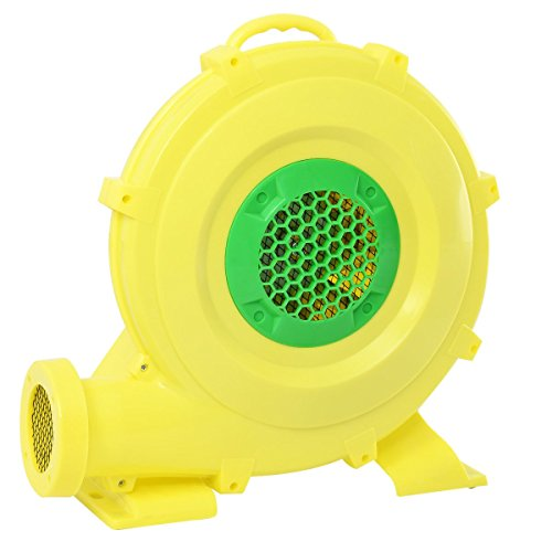 MD Group Air Blower Pump 680 Watt Motor 1.0 HP Fan for Inflatable Bounce House by MD Group