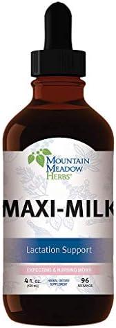 Maxi-Milk – 4 oz – Lactation Support for Nursing Moms