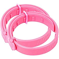 Topbeu 2Pcs Adjustable Pet Cat Flea and Tick Collar For Cats and Kittens