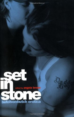 Download Set in Stone: Butch on Butch Erotica pdf epub