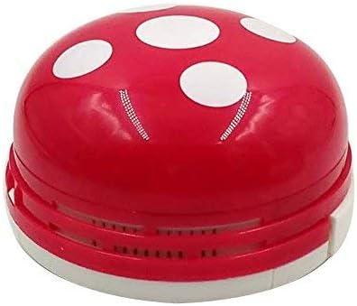 sinbrol Mini mesa aspirador para Auto y Desktop Potencia Crumb & Scraps Vacuum Cleaner polvo de atrapasueños dibujos animados niedliches Teclado Aspiradora funciona con pilas (3 x AA), color c: Amazon.es: Oficina