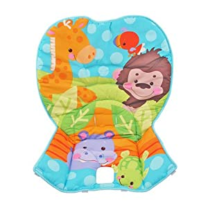 Fisher Price Healthy Care High Chair Replacement Cover Pad Cushion Seat