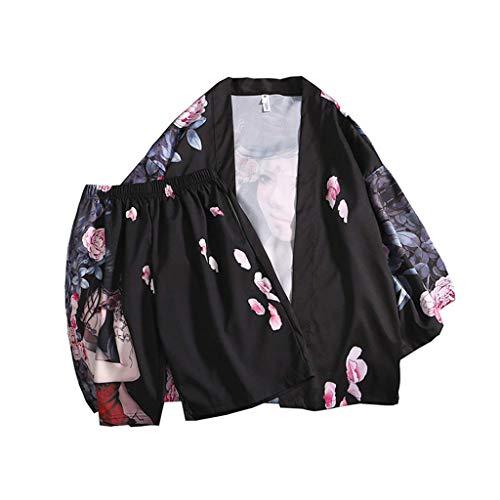 - West Antigua Summer Tropical Hawaiian Batik Shirt