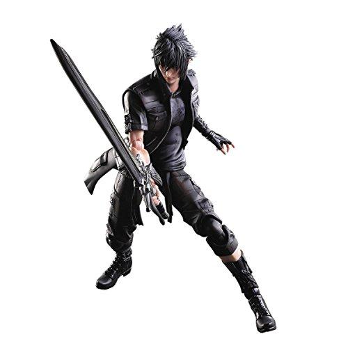 Square Enix Final Fantasy XV: Noctis Play Arts Kai Action Figure (Best Final Fantasy 15 Weapons)