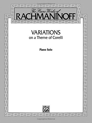 UPC 029156095418, Variations on a Theme of Corelli (Belwin Edition)