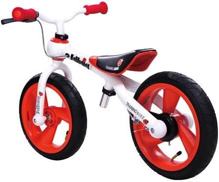 JD Bug - Bicicleta Infantil sin Pedales, con Freno, Color Blanco y ...