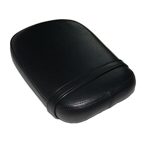 Black Motorcycle Rear Passenger Cushion Seat For Honda Shadow Aero VT-750C VT750C 2004-2013 VT 750 C 2012 2011 2010 2009 2008 2007 2006 2005 by Beautyexpectly