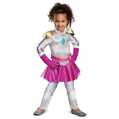Nella The Knight Classic Child Girl Costume White