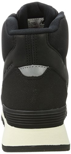 New Hl775 Noir Homme Balance Bottes Black rrw6F
