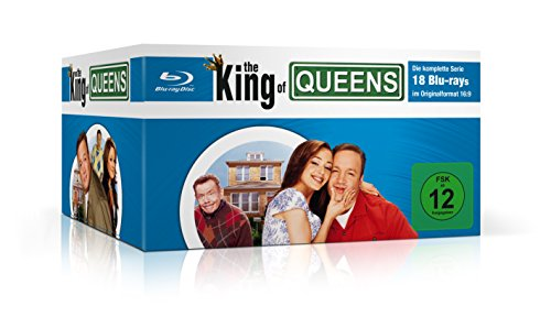 The King of Queens: The Complete Series HD Remastered Superbox [Blu-ray]