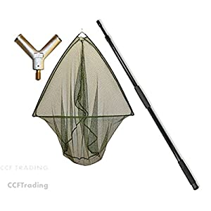 42 Inch Carp Fishing Landing net + 2m Handle