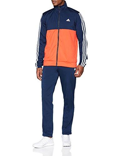 Multicolore Adidas Homme Back2bas maruni 3s Blanc Survêtement Bleu Roalre Ts vORyvWc
