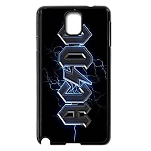 AC/DC-ACDC Black Ice ROCK BAND MUSIC SERISE PROTECTIVE CASES For Samsung Galaxy NOTE3 Case Cover LHSB9669411