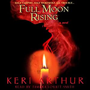 Full Moon Rising Hörbuch