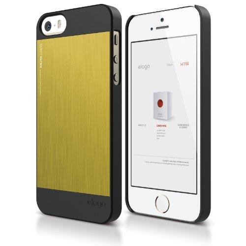 iPhone elago Outift Matrix Yellow