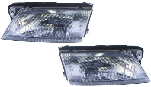 Infiniti I30 Replacement Headlight Assembly - (Infiniti I30 Headlamp)